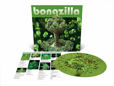 Bongzilla - Stash // Vinyl LP limited to 500 on Olive Green With Brown Splatter