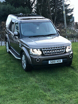 2010 Landrover Discovery 4 HSE 3.0 TDV6 7 Seat Auto 2014 Conversion HSE