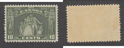 Mint Canada 10 Cent Loyalists Stamp #209 (Lot #15250)