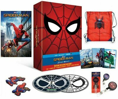 Spider-Man : Homecoming [Combo Collector Blu-ray + DVD] neuf