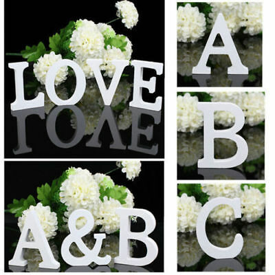 Freestanding Large 26 Wooden Wood Alphabet Letters/Wall Hanging Nursery Decor so