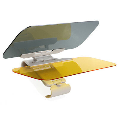 Day and Night Anti Glare Car Windshield Visor Sunshade Anti Dazzle  Driving