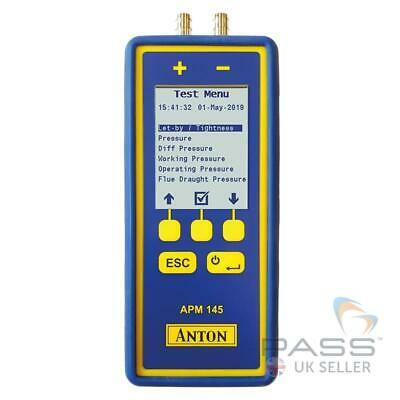 Anton APM 145 Differential Manometer with Infrared & Wi-Fi