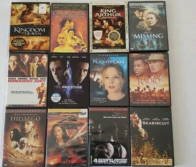 LOT GENRE MIXED 26 Dvd Action Comedy Drama Movies Suspense