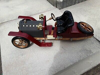 mamod steam car great condition