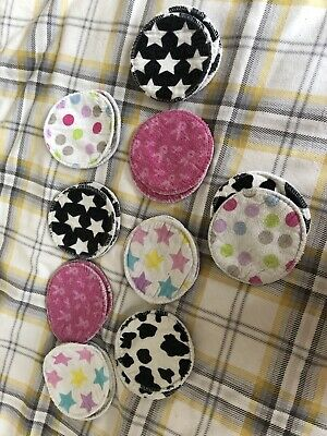 Reusable/washable Breast Pads