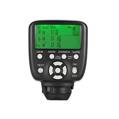 Yongnuo YN560-TX II Wireless Manual Flash Controller Trigger For Canon Camera UK