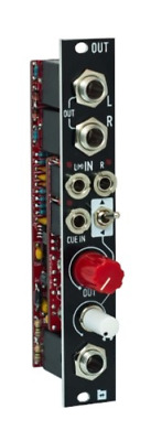 Befaco Output Interface and Headphone Amp Eurorack Module