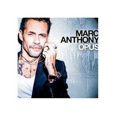 """CD MARC ANTHONY """"OPUS"""". New and sealed"""