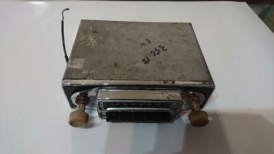 Period vintage radio for Porsche 356a/b/c most models