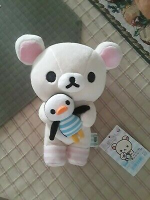 Shima Shima Everyday Penguin Korilakkuma Rare