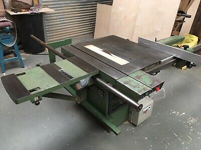 Guillet Table/Dimension Saw w/ Cross Cut Sled 3 Phase