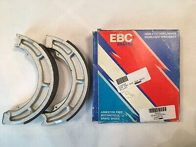 EBC 609 Standard Brake Shoes Set Only -  Suzuki 616090