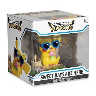 Funko Sweet Days Are Here A Day With Pikachu Pokemon Vinyl Figure Exclusive