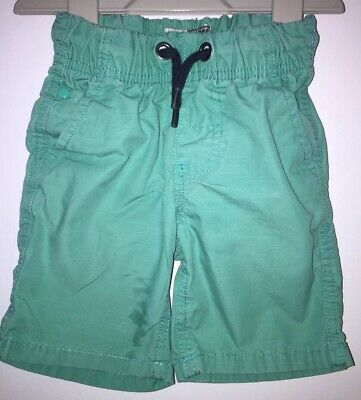 Boys Age 4 (3-4 Years) Next Green Shorts