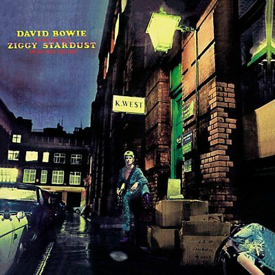 David Bowie - The Rise And Fall Of Ziggy Stardust And The Spiders From Mars - CD