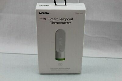 NEW SEALED Nokia Thermo Smart Temporal Thermometer 35C16