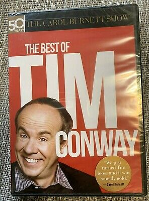 The Best of Tim Conway DVD 2017 BRAND NEW