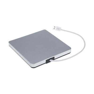 Lecteur Graveur DVD CD Externe USB 3.0 Pour Windows Mac OS Apple MacBook Air/Pro