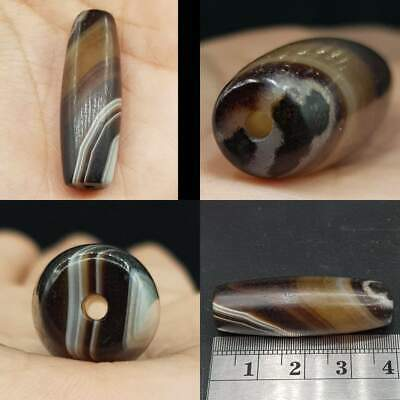 Sulaimany Old Agate stone Beautiful BEAD  # 16