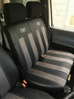 AUDI A6 C6 2005-2011 ARTIFICIAL LEATHER /& ALICANTE TAILORED TAILORED SEAT COVERS