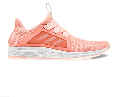 new products 76323 b6709 NEW Adidas Edge Lux Grade School Girls Sneakers Size 4M Light Orange MSRP:  $70