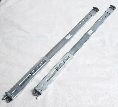 N915J Dell PowerEdge R610 SFF 1U Sliding Rackmount Rail Kit R137J
