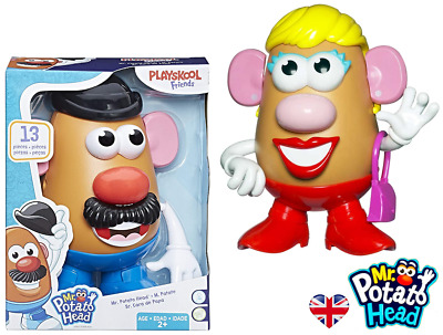 PLAYSKOOL MR POTATO HEAD MRS POTATO HEAD Hasbro Original Toy Preschool 2y+