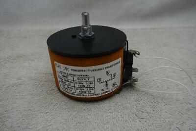 Powerstate Variable Transformer Type 10C Superior Electric Co.