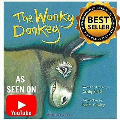 The Wonky Donkey by Craig Smith Paperback Book