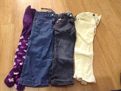 bulk girl jeans tights size 3 milkshake target cotton only