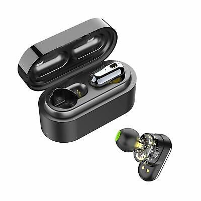 SoundPEATS Wireless Earbuds Bluetooth 5.0 Headphones with Dual Dynamic Drivers