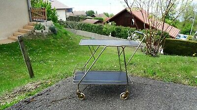 Design Table Maiden Console Table VINTAGE 50'S Trolley bar Mategot