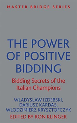 The Power Of Positive Bidding BOOK NEW
