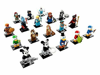 LEGO 71024 Disney Series 2 Minifigures Complete - Sealed Set of 18 Minifigures
