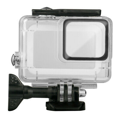 Professional 45M Waterproof Diving Housing Shell Case Cover for GoPro Hero 7