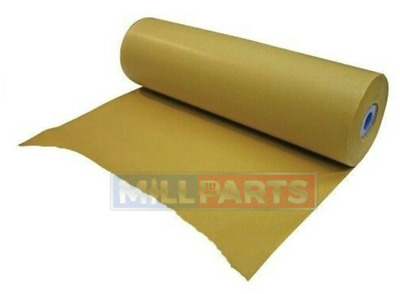 """18"""" Brown Masking Paper 450mm x 180 Metres Spray Paint Sheeting Paint Absorbent"""