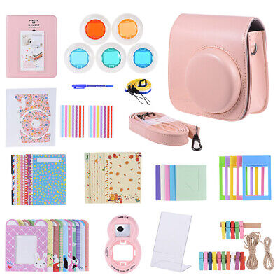 Andoer 14 in 1 Accessories Kit for Fujifilm Instax Mini 8/8+/8s/9 with A0F5