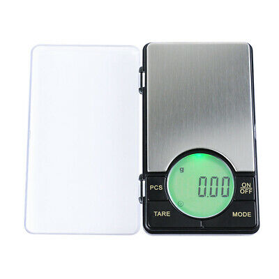 200g/0.01g High-precision Electronic Pocket Scale Mini LCD Digital Gold D8N3