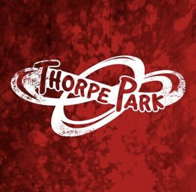 2 Tickets For Thorpe Park Saturday 3Rd August Rrp £110+