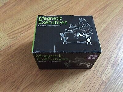 Magnetic Executives Metal Magnet Game