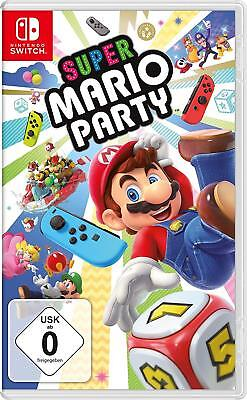 Super Mario Party - Nintendo Switch - KOMPLETT mit OVP - TOP Zustand