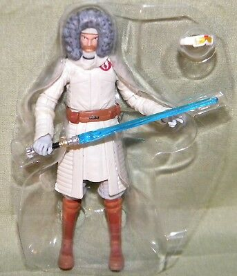 OBI-WAN KENOBI COLD WEATHER Loose Star Wars Clone Wars  2011 Figure 3.75""