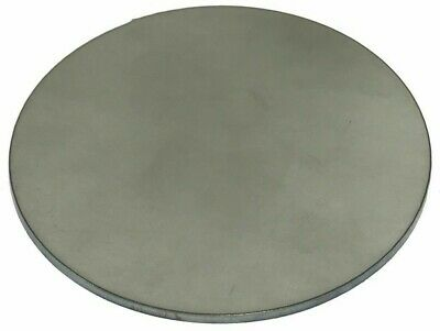 "1/8"" Stainless Steel 304 Plate Round Circle Disc 8"" Diameter (.125"")"