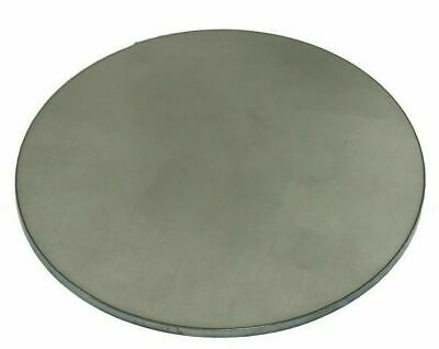 "1/8"" Stainless Steel 304 Plate Round Circle Disc 3"" Diameter (.125"")"