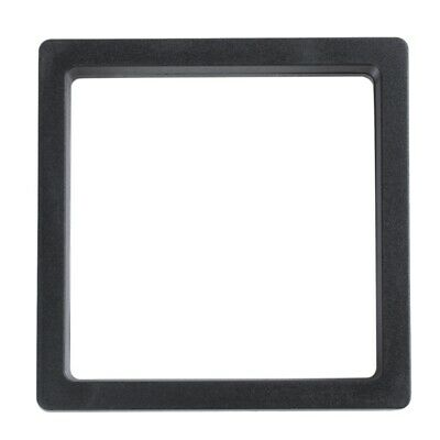 4X(4X(Square 3D Albums Floating Frame Holder Coin Box Jewelry Display Show L5S6)
