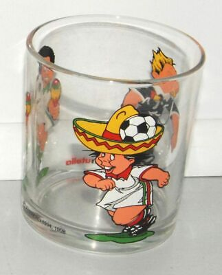 Nutella verre glass bechierre Football 1994-1998 (3)