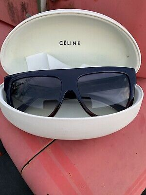 407e87fadbc23 CELINE Shadow CL 41026 S sunglasses Maroon And Navy gradient lens IT