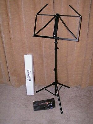 Portastand Protege Music Stand - Portable Sheet Music Stand