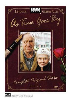As Time Goes By - Complete Original Series (DVD, 2005, 11-Disc Set)